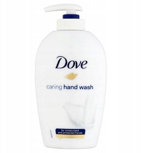 Dove mydło w płynie Caring Hand 250 ml 4000388177000