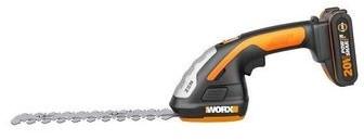 WORX WORX Nożyce do trawy i krzewów 20v 10/12/20cm bez ładowarki WG801E.9
