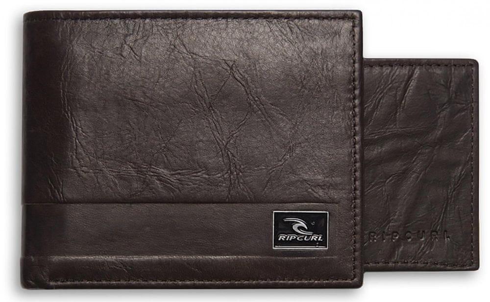 Rip Curl portfel męski Section RFID 2 IN 1 brązowy