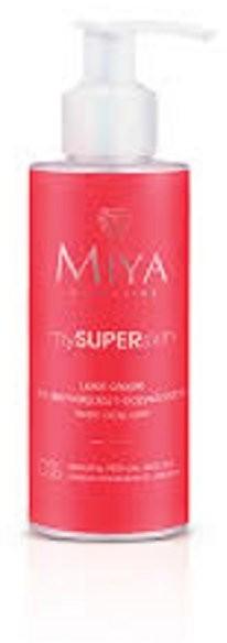 Miya Cosmetics Miya Cosmetics, My Super Skin, lekki olejek do demakijażu i oczyszczania twarzy, 140 ml