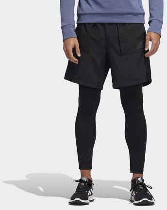 Adidas Adapt to Chaos Saturday Shorts DW7823 Męskie Bieganie
