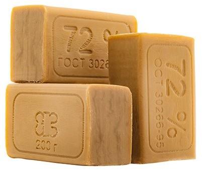 KruKam Oryginalne białoruskie szare mydło 200g