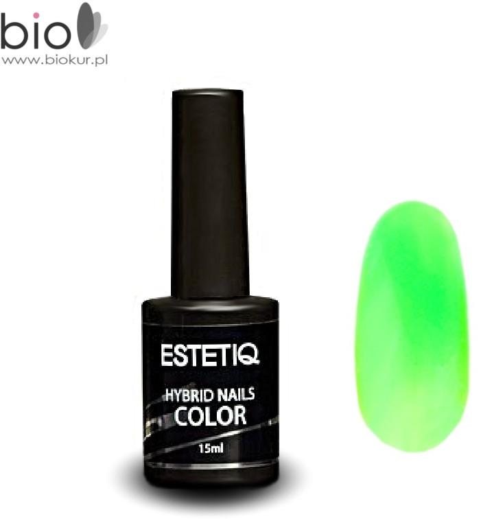 ESTETIQ Lakier Hybrydowy ESTETIQ Color 047 15 ml neonowy) EQ-047