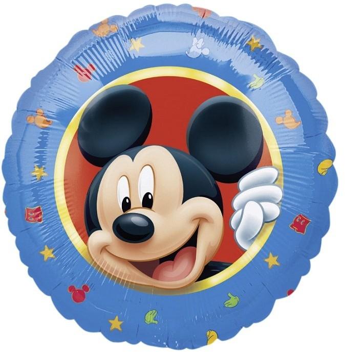 Amscan Balon foliowy, Myszka Mickey, 18