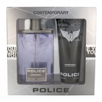 Police Police Original zestaw 100 ml Edt 100 ml + Żel pod prysznic 100 ml dla mężczyzn