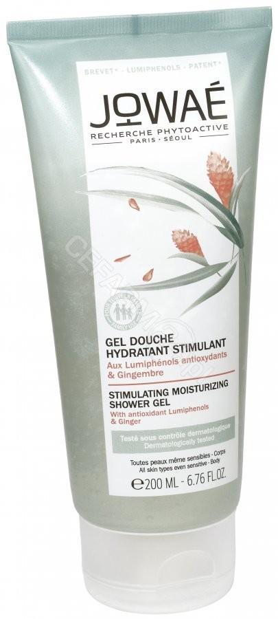 Jowae Stimulating Moisturizing Shower Gel Energetyzująco - nawilżający żel pod prysznic z imbirem 200ml