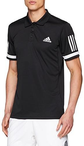 Adidas 3str Club Tennis, Polo męska, czarny, XS CD7469