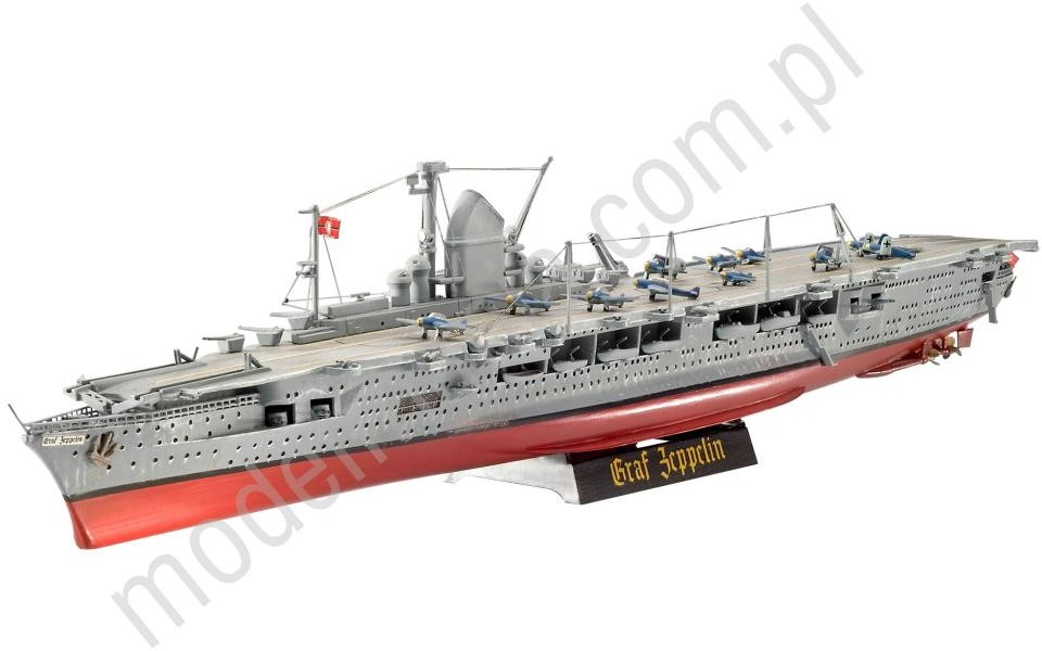 Revell German Aircraft Carrier GRAF ZEPPELIN 05164