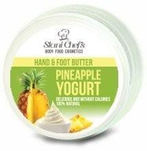 Hristina Hristina Naturalny krem do rąk i stóp jogurt ananasowy 100 ml