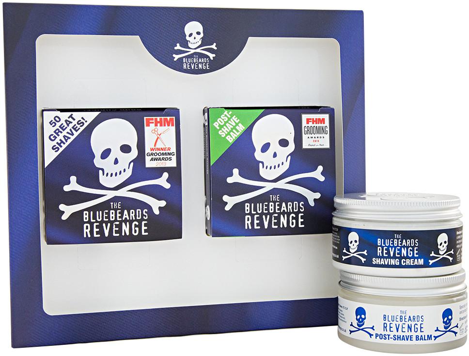 The Bluebeards REVENGE REVENGE Zestaw Krem do Golenia & Balsam po Goleniu 100 ml