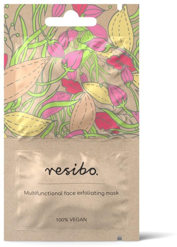 Resibo Resibo Multifunkcyjny peeling do twarzy 2 x 5 ml