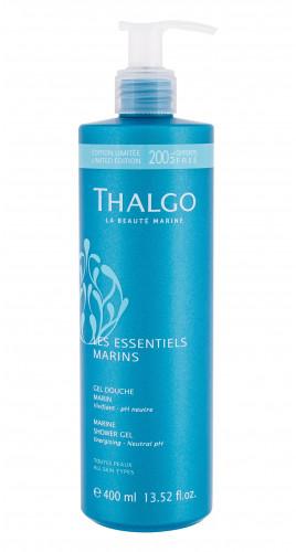 Thalgo Les Essentiels Marins żel pod prysznic 400 ml dla kobiet