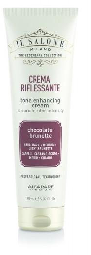 Alfaparf IL SALONE Krem wzmacniający kolor włosów brązowych chocolate bruntte 150ml 0000043494