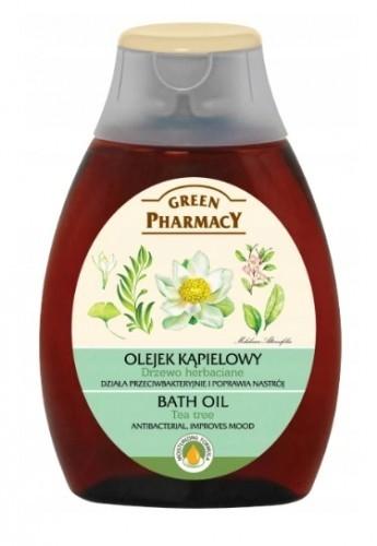 Green Pharmacy Pharm OLEJEK KĄPIEL PRYSZNIC DRZEWO HERBACIANE GREEN PHARMACY 250 ml FE0E-44446