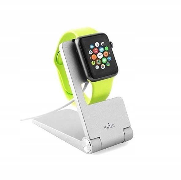 PURO Portable Holder stojak do Apple Watch 38/42mm