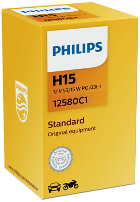 Philips PHILIPS H15 12V 15/55W PGJ23t-1