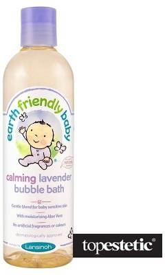 Lansinoh Calming Lavender Bubble Bath Lawendowy płyn do kąpieli 300 ml