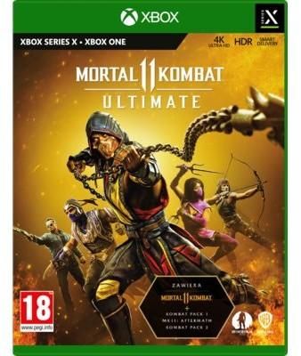 Mortal Kombat 11 Ultimate (GRA XBOX ONE / XBOX SERIES X)