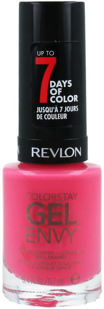 Revlon Colorstay Gel Envy Longwear Nail Enamel Długotrwały Lakier Do Paznokci 120 Hot Hand