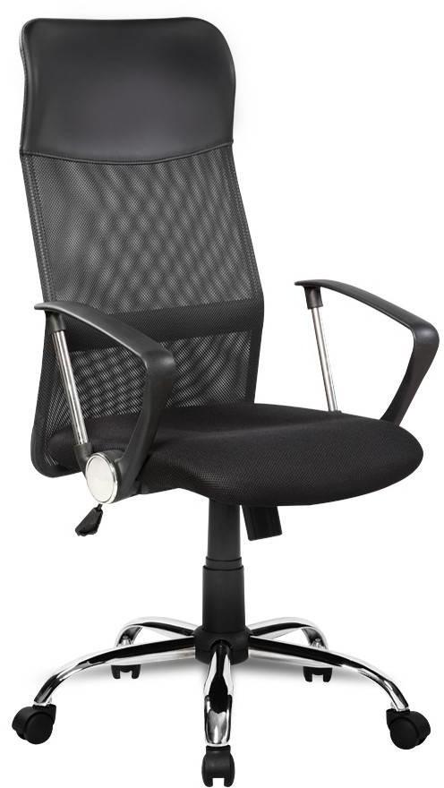 Fotel Biurowy Obrotowy Krzesło Biurowe Mikrosiatka