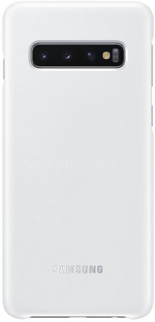 Samsung Samsung LED Cover do Galaxy S10+ biały EF-KG975CWEGWW