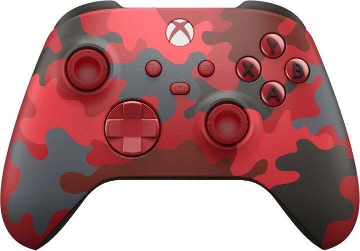Microsoft Xbox Wireless Controller Daystrike Camo (QAU-00017)