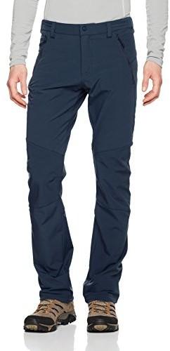 Salewa mężczyzn ETI terminal DST REG długie spodnie, niebieski, l 00-0000025642_50/L