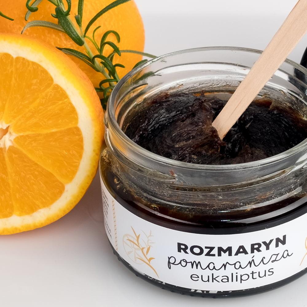 Svoje Mydło potasowe Rozmaryn-Pomarańcza z Eukaliptusem ze Svoje - 60 ml