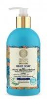 Natura Siberica wegańskie nawadniające mydło do rąk 500 ml