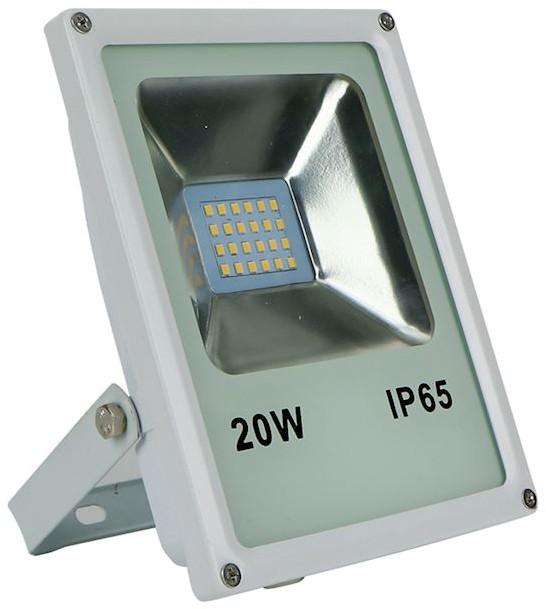 Milagro Naświetlacz LED 20W BIAŁY MLN724