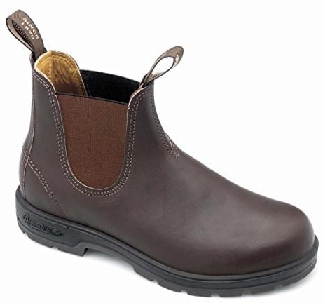 Blundstone blundstone Classic Comfort 550, Adult Unisex buty z krótką cholewką -  brązowy -  40 EU B000Y0BBIG