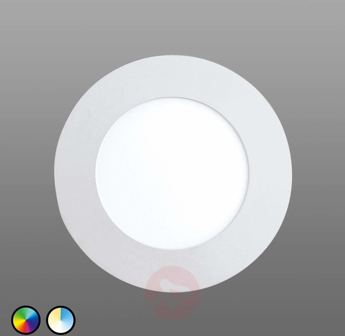 Eglo Oprawa Wpuszczana LED RGB 1pł FUEVA-C 32737 EGL32737