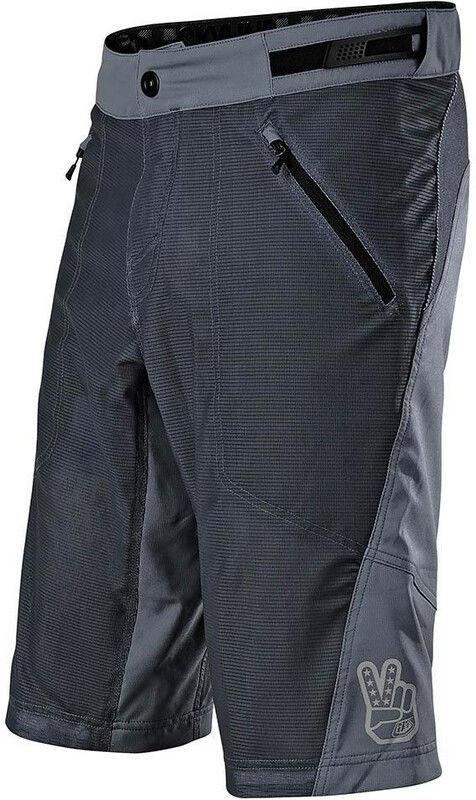 Troy lee designs Troy Lee Designs Skyline Air Spodnie krótkie, grey W34 2020 Szorty 237 786 014