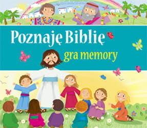 Poznaję Biblię. Gra memory URP123