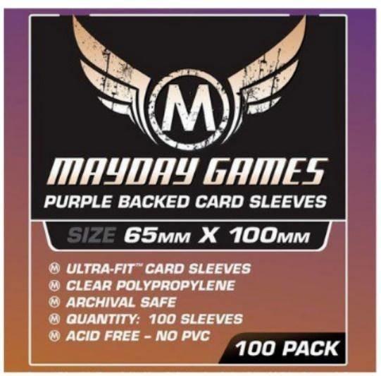 Mayday Games Koszulki Magnum Copper Standard 65x100 (100szt) -