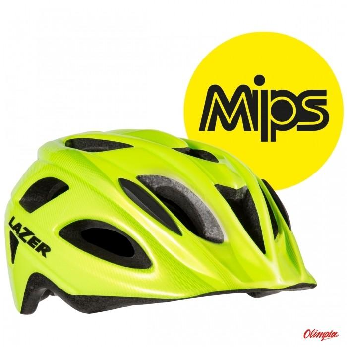 Lazer rowerowy Lazer Beam MIPS Flash-Yellow BLC2005667580