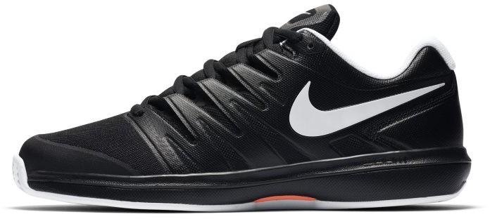 Nike Męskie buty do tenisa Air Zoom Prestige Clay - Czerń AA8019-001
