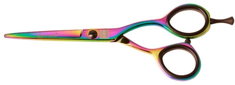 GLAMTECH GLAMTECH Evo Iridescent Scissor Nożyczki Fryzjerskie 5.5
