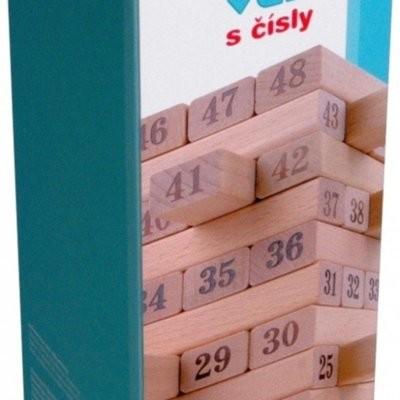 Albi Gra Wieża numeryczna W97