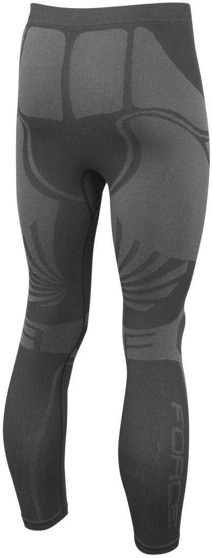FORCE FORCE 903450 FROST spodnie termoaktywne czarne