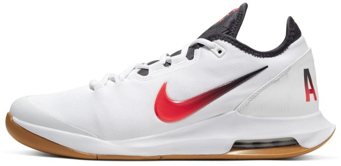 top Nike Męskie buty do tenisa NikeCourt Air Max Wildcard - Biel AO7351-105