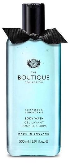 Grace Cole Boutique, żel pod prysznic See Breeze & Lemongrass, 500 ml