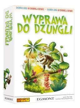 Egmont Wyprawa do Dżungli