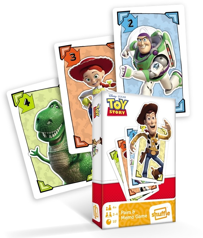Cartamundi Toy Story 4