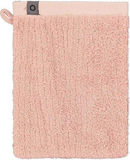 Essenza Rękawica kąpielowa Connect Organic Lines różowa 401065-200-005