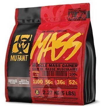 PVL Mutant Mass 2270 Gainer z USA Szybka Masa Wysyłka 24 h