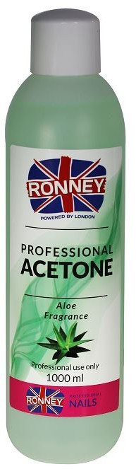 Ronney Ronney Aceton Do Paznokci Aloe 1000ml RAA1000ML