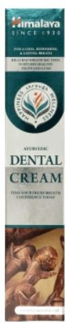 HIMALAYA Himalaya Ayurvedic Dental Cream Pasta do zębów z olejkiem z Goździków 100g Długi termin ważności! 7079279