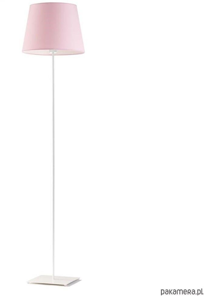 Palermo Lampa dziecięca stożek różowy