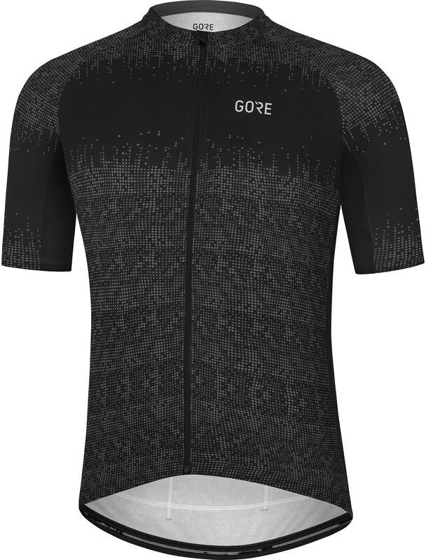 Gore WEAR WEAR Magix Jersey Men, black XL 2021 Koszulki kolarskie 100713990006